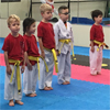 taekwondo little kids